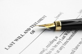 A blog post about estate planning